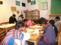Art therapy workshop 2007