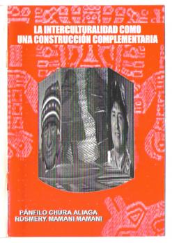 Multi-Culturalism Pamphlet Cover
