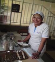 Sonia Carolina Llanque-Quispe - New Nursing Assistant graduate