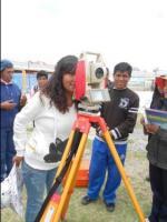 Martha Silva Canaviri - Surveying